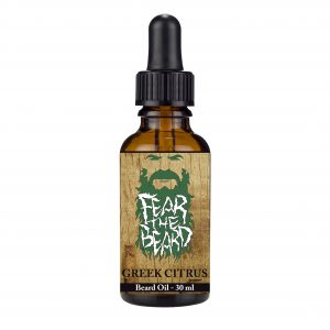 Greek Citrus Beard Oil