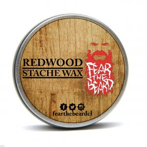 Redwood Stache Wax