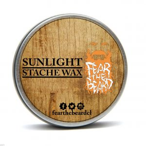 Sunlight Stache Wax